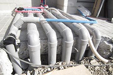 雑排水管点検・洗浄